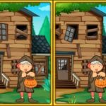 Spot The Differences Halloween